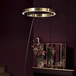 Mito raggio | Free-standing lights | Occhio