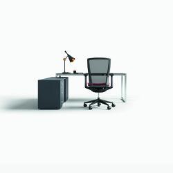 L System Exeutive Desking | Desks | Guialmi