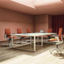 L System Meeting Desking | Scrivanie | Guialmi