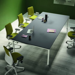 L System Meeting Desking | Mesas contract | Guialmi