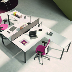 L System Operative Desking | Escritorios | Guialmi