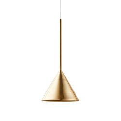 Figura Cone Brass   Suspended lights   SCHNEID