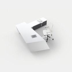Origami White | Desks | Guialmi