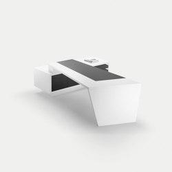 Origami Desk | Bureaux | Guialmi