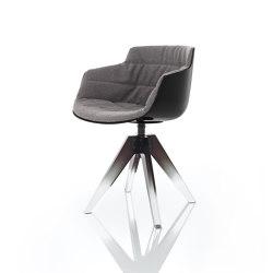 Flow 10th | Stühle | MDF Italia