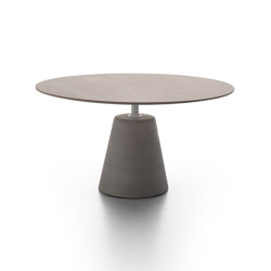 Rock Table | Dining tables | MDF Italia