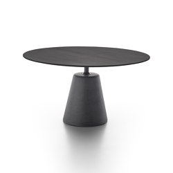 Rock Table | Esstische | MDF Italia