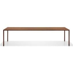 Tense Material Fine Wood | Esstische | MDF Italia