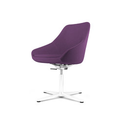 Calyx Lounge chair | Sillas | Viasit