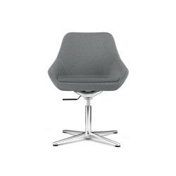 Calyx Lounge chair | Sillas | Viasit