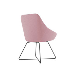 Calyx Fauteuil lounge | Chairs | Viasit