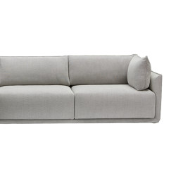 Max Sofa Element 205 with Corner Cushion | Sofás | SP01
