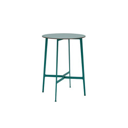Eileen Circular Table D75 | Mesas auxiliares | SP01