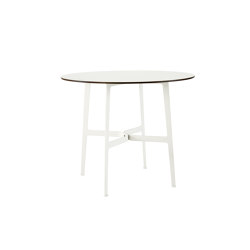 Eileen Circular High Bar Table D75 | Bistro tables | SP01