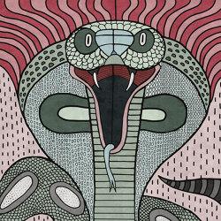 Cobra   Wall coverings / wallpapers   LONDONART