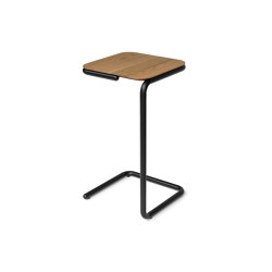 Tuba high black | Tables d'appoint | Jakob Schenk