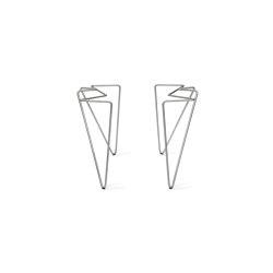 Tick small stainless steel | Tréteaux | Jakob Schenk