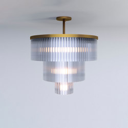 Wharf Ceiling Light | Ceiling lights | Harris & Harris