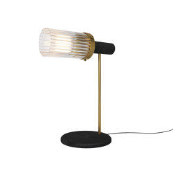 Wharf Desk Light - Brass | Table lights | Harris & Harris