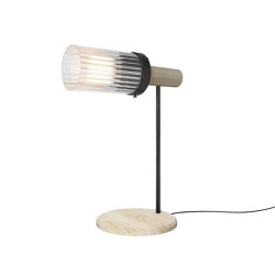 Wharf Desk Light - Steel | Table lights | Harris & Harris