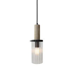 Wharf Pendant Light - Steel | Suspensions | Harris & Harris