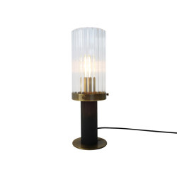 Wharf Table Light - Brass | Lampade tavolo | Harris & Harris