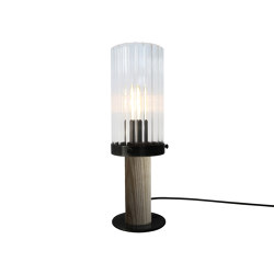 Wharf Table Light - Steel | Lámparas de sobremesa | Harris & Harris