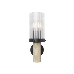 Wharf Wall Light - Steel | Wall lights | Harris & Harris
