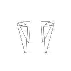 Tick medium stainless steel | Tréteaux | Jakob Schenk