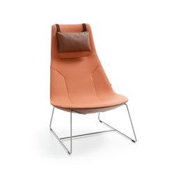 Chic Lounge A10V3 | Poltrone | PROFIM