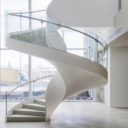 Churchill staircase | Staircase systems | AMOS DESIGN