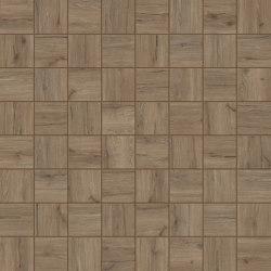 Ekho Nut Mosaico | Mosaici ceramica | Ceramiche Supergres
