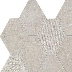 Epika Pearl Mosaico Losanga Dek | Mosaïques céramique | Ceramiche Supergres