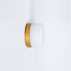 Poly Gold | Wall lights | Hand & Eye Studio