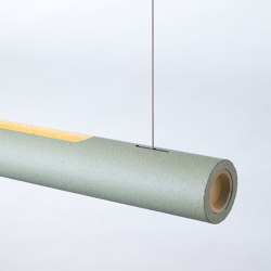 O-Beam Up-and-down-light | Suspensions | Hand & Eye Studio
