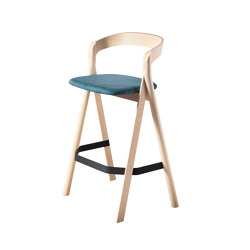 Diverge Stool | Barhocker | miniforms