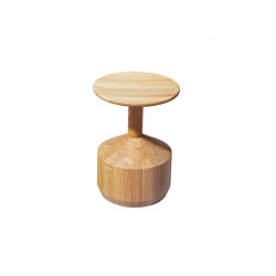 Pezzo Stool | Side tables | miniforms