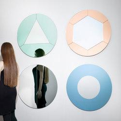 Tropicana | Mirrors | miniforms