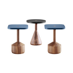 Pezzo Coffee table | Side tables | miniforms