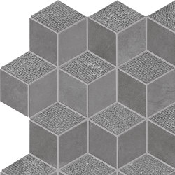Met-All Mosaico Dado Dek Grey | Mosaïques céramique | Ceramiche Supergres