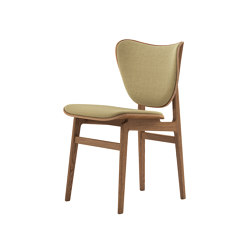 Elephant Dining Chair, Smoked / Kvadart Nap Malnge 0411 | Sillas | NORR11