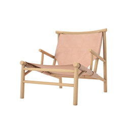 Samurai Chair - Nature Leather | Sillones | NORR11