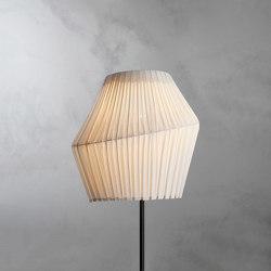 Pleat Floor Light | Standleuchten | Hollands Licht