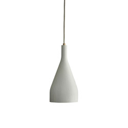 Timber, white, large | Suspended lights | Hollands Licht