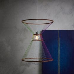 Rhythm of Light, rainbow | Suspended lights | Hollands Licht