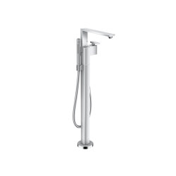 AXOR Edge | Single lever bath mixer floor-standing | Bath taps | AXOR