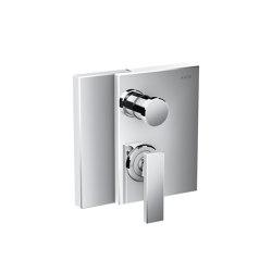 AXOR Edge | Single lever bath mixer for concealed installation | Rubinetteria doccia | AXOR