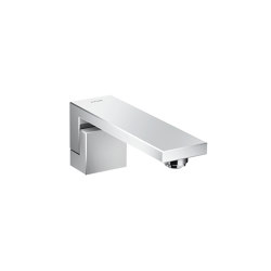 AXOR Edge | Bath spout - diamond cut | Wash basin taps | AXOR