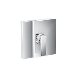 AXOR Edge | Single lever shower mixer for concealed installation | Shower controls | AXOR
