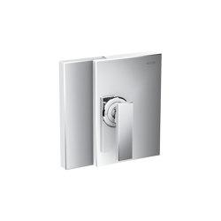 AXOR Edge | Single lever shower mixer for concealed installation | Rubinetteria doccia | AXOR